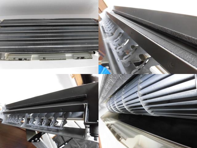 日立エアコンRAS-S40Yクリーニング